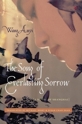 The Song of Everlasting Sorrow Cover