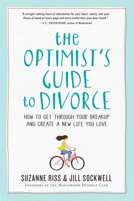 The Optimist's Guide to Divorce Cover