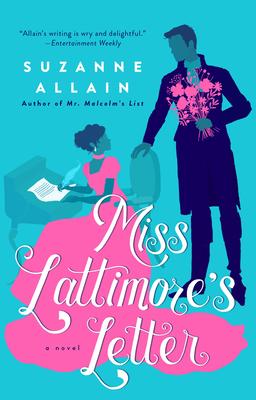Cover for Miss Lattimore's Letter