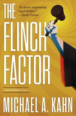 The Flinch Factor (Rachel Gold Mysteries #8) Cover Image