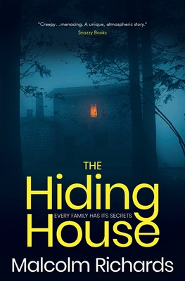 Cover for The Hiding House