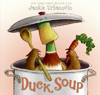 Duck Soup (Max the Duck #2) Cover Image