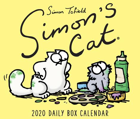 Simon's Cat 2021 Box Calendar Cover Image