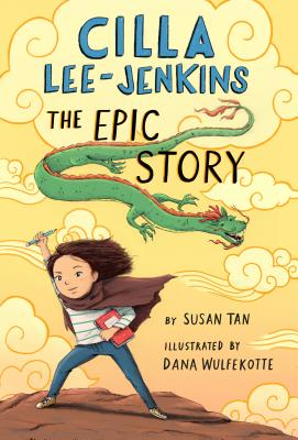 Cilla Lee-Jenkins: The Epic Story Cover Image