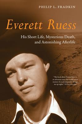 Everett Ruess Cover
