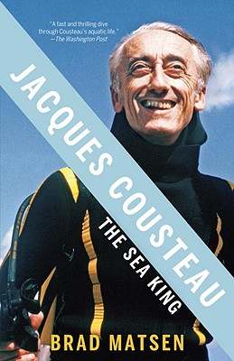 Jacques Cousteau Cover