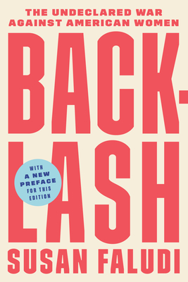 Backlash: The Undeclared War Against American Women Cover Image