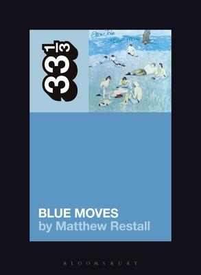 Elton John's Blue Moves Cover Image