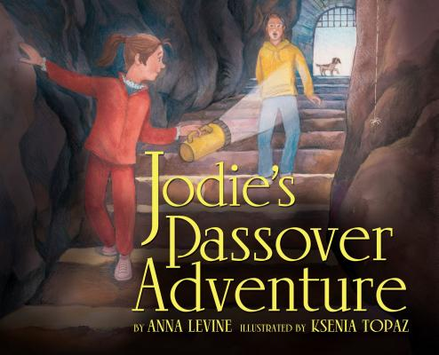 Jodie's Passover Adventure Cover