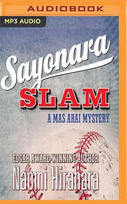 Sayonara Slam (Mas Arai Mysteries #6) Cover Image