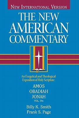Amos, Obadiah, Jonah Cover