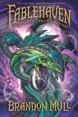 Secrets of the Dragon Sanctuary Cover