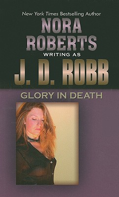 Glory in Death (Thorndike Famous Authors) Cover Image