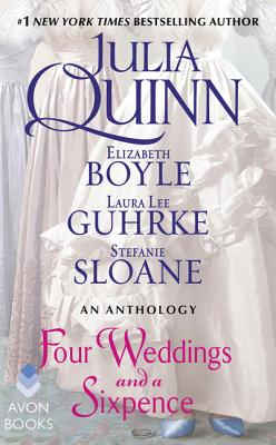 Four Weddings and a Sixpence Cover