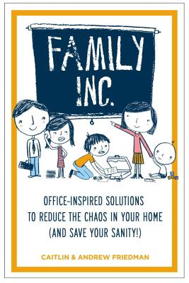 Family Inc Cover