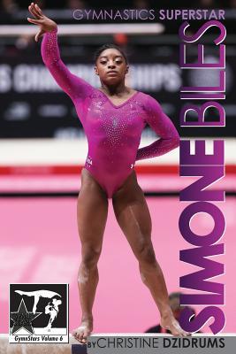 Cover for Simone Biles