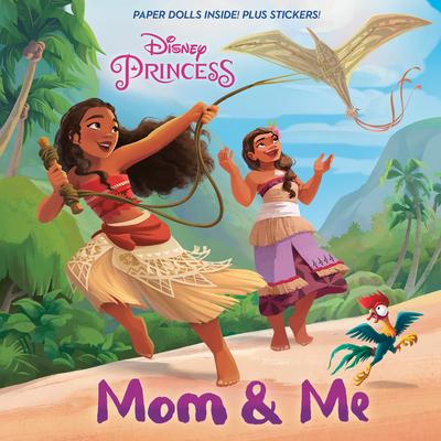 Mom & Me (Disney Princess) (Pictureback(R)) Cover Image