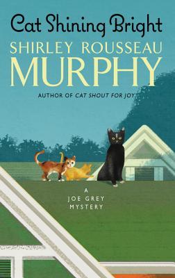 Cat Shining Bright: A Joe Grey Mystery (Joe Grey Mystery Series #20) Cover Image