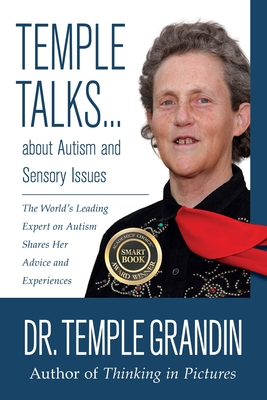 Cover for Temple Talks about Autism and Sensory Issues