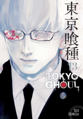 Tokyo Ghoul, Vol. 13 Cover Image