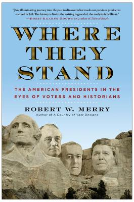 Where They Stand Cover