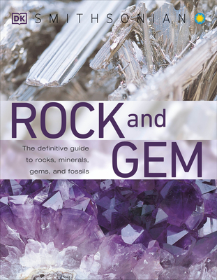 Smithsonian Rock and Gem Cover