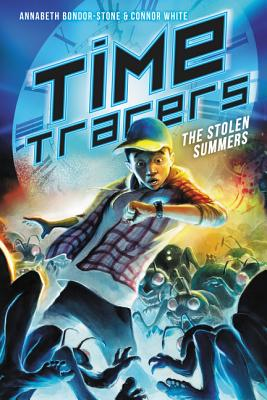 Time Tracers: The Stolen Summers Cover Image