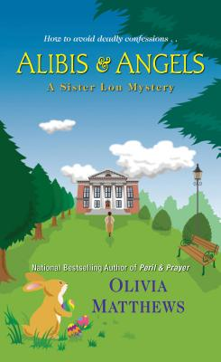 Alibis & Angels (A Sister Lou Mystery #3) Cover Image