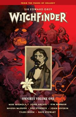 Witchfinder Omnibus Volume 1 Cover Image