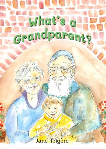 What's a Grandparent? Cover Image