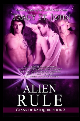 Alien Rule Cover Image
