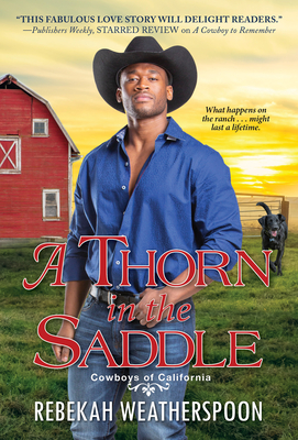 A Thorn in the Saddle Cover Image