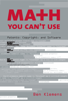 Cover for Math You Can't Use