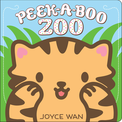 Cover for Peek-a-Boo Zoo