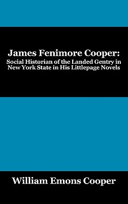 James Fenimore Cooper Cover