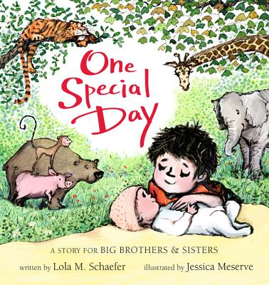 One Special Day: A Story for Big Brothers and Sisters Cover Image