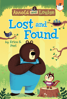 Lost and Found #2 (Arnold and Louise #2) Cover Image