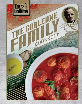 The Godfather: The Corleone Family Cookbook  Cover Image