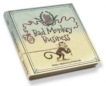 Bad Monkey Business Cover Image