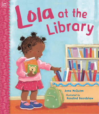 Lola at the Library Cover