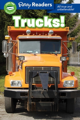 Ripley Readers LEVEL2 LIB EDN Trucks! Cover Image