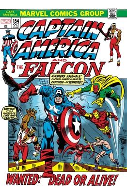 Captain America Omnibus Vol. 3 Cover Image