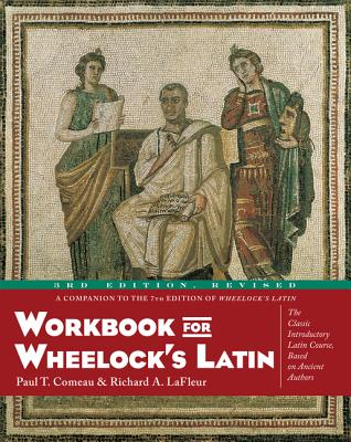 Workbook for Wheelock's Latin, 3rd Edition, Revised Cover Image