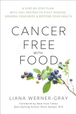 Cancer Free With Food book cover