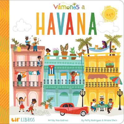 Vámonos: Havana Cover Image