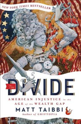 The Divide: American Injustice in the Age of the Wealth Gap Cover Image