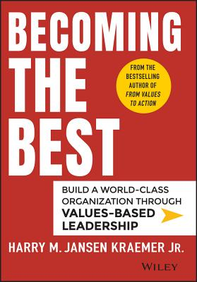 Cover for Becoming the Best