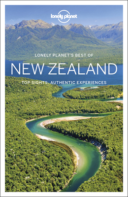 Lonely Planet Best of New Zealand (Best of Country) Cover Image