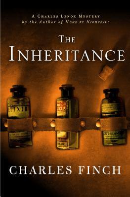 The Inheritance: A Charles Lenox Mystery (Charles Lenox Mysteries #10) Cover Image