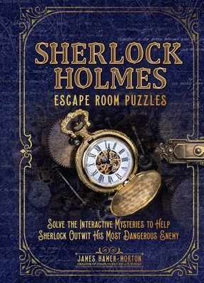 Sherlock Holmes Escape Room Puzzles Cover Image